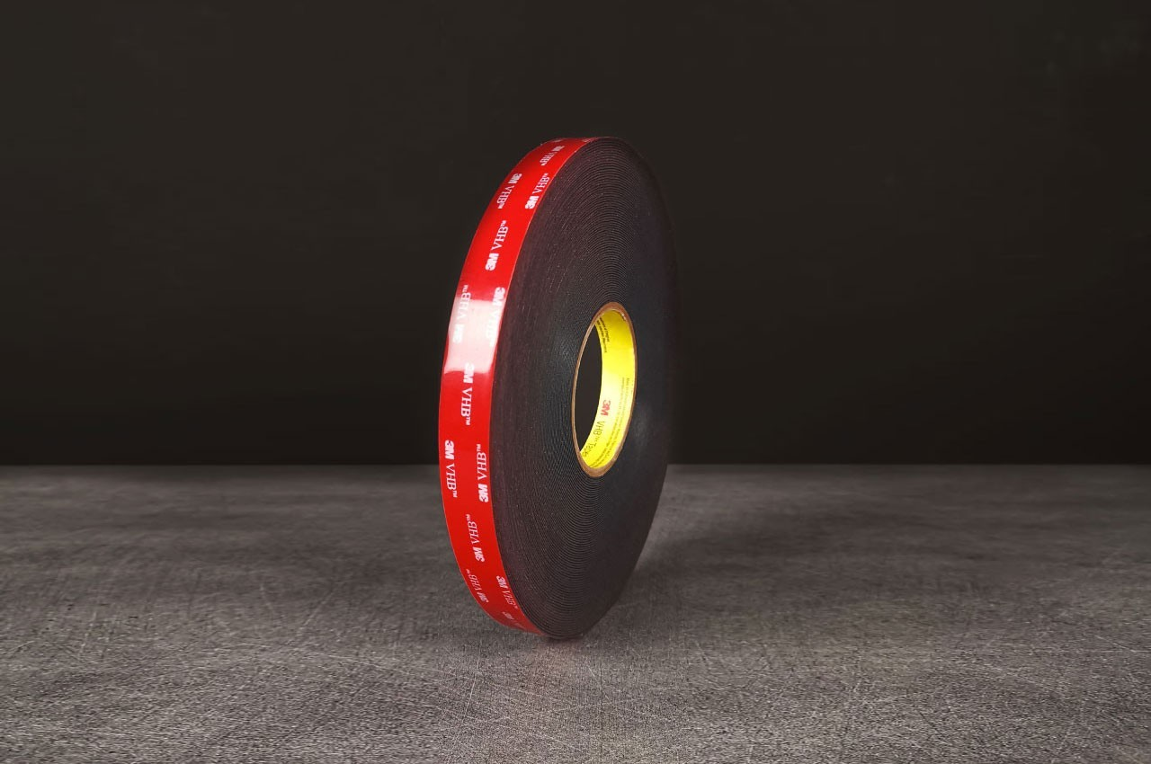 Ruban adhésif mousse acrylique VHB™ industriel - TECMATEL