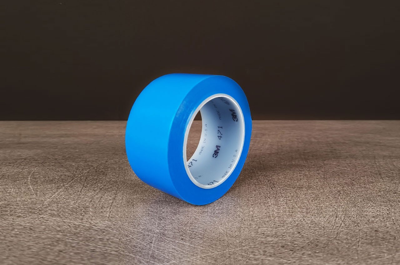 Ruban adhésif simple face traitement de surface - TECMATEL
