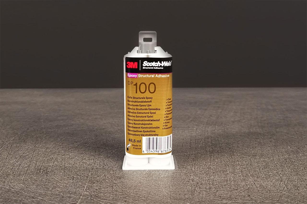 Colle structurale epoxyde système EPX industrielle - TECMATEL
