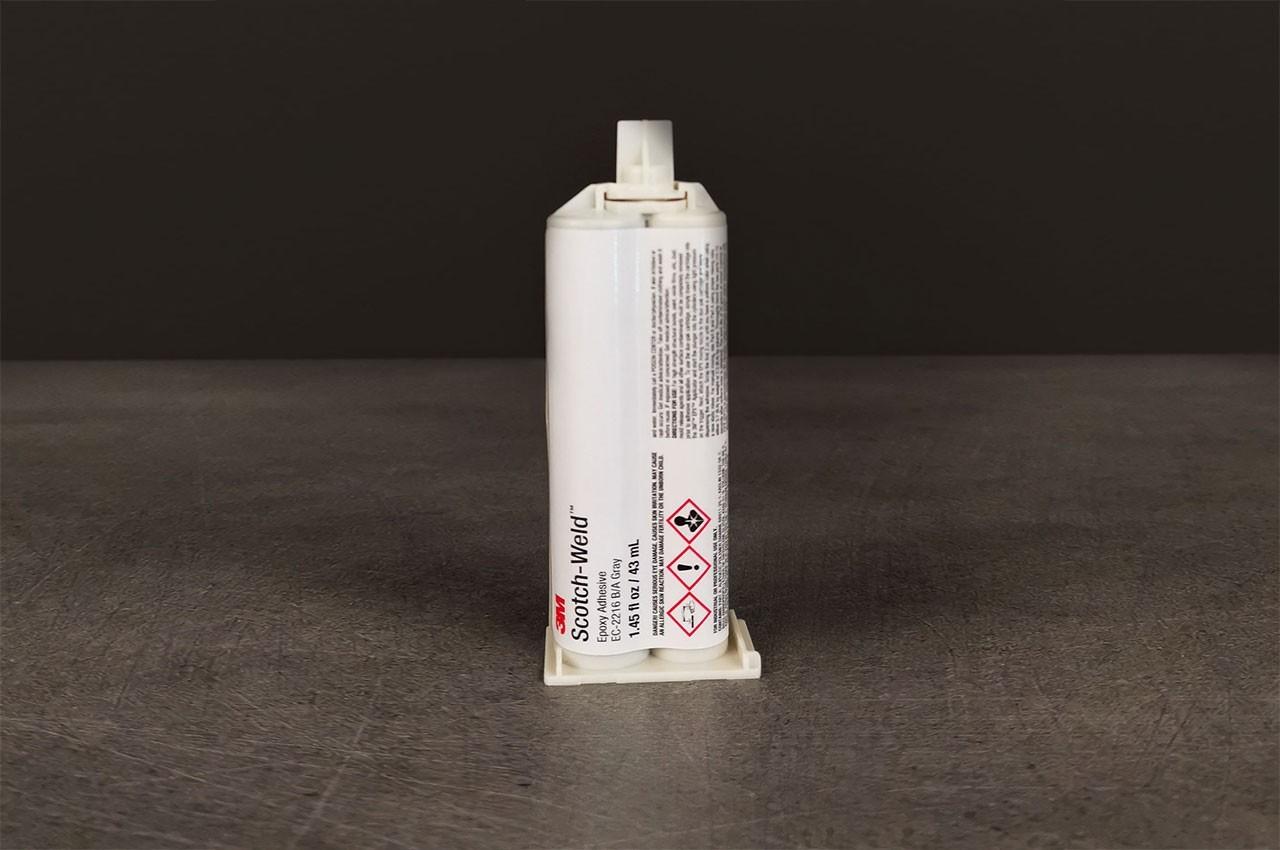 Colle structurale epoxyde pour l'industrie - TECMATEL